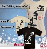 "Organic T-Shirt ""Karate-Do"""