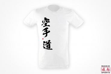 "T-Shirt ""Karate-Do"" - unisex"
