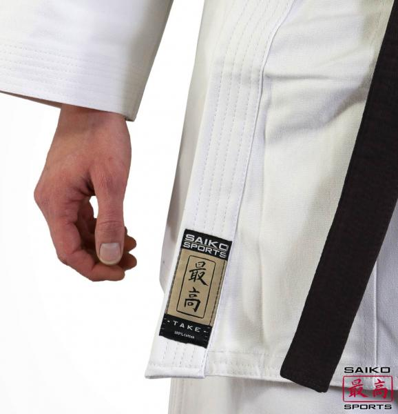 Take Karate Gi Detail