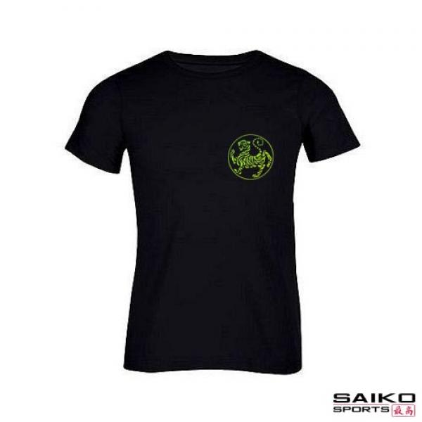 T-Shirt Shotokan-Tiger front